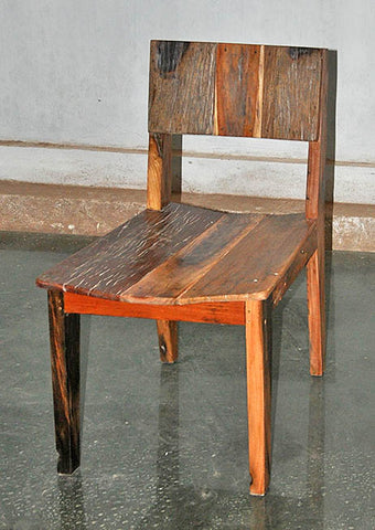 Brown Dining Chair - #111