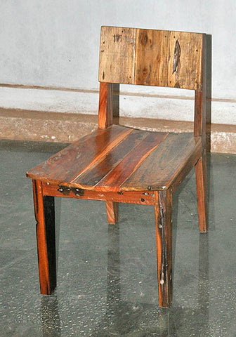Brown Dining Chair - #112