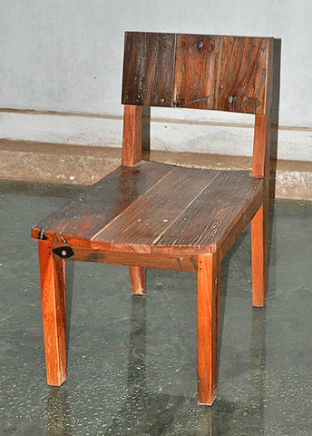 Brown Dining Chair - #138