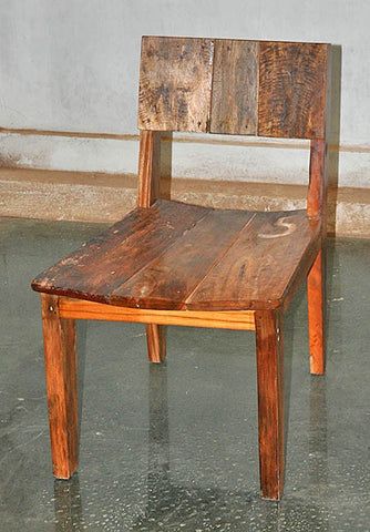 Brown Dining Chair - #125