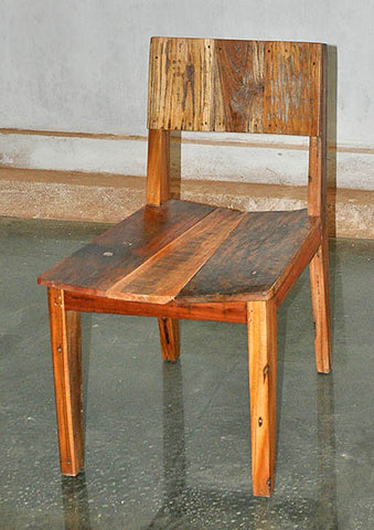 Brown Dining Chair - #126