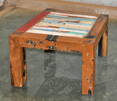 Coffee Table Finger 24x24 - #112