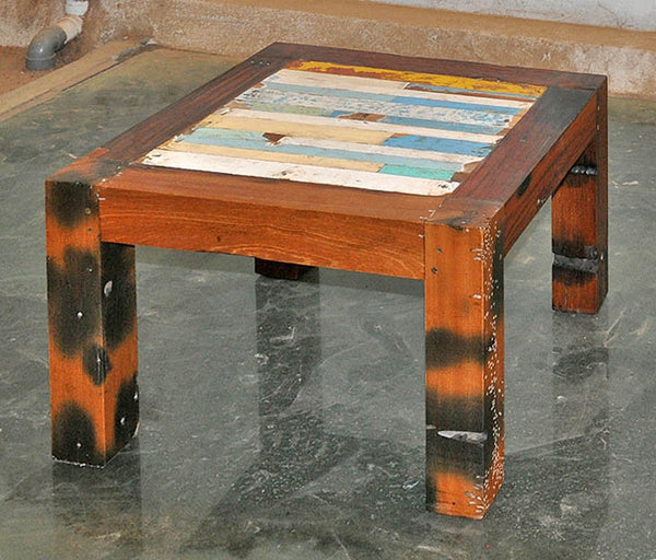 Coffee Table Finger 24x24 - #113