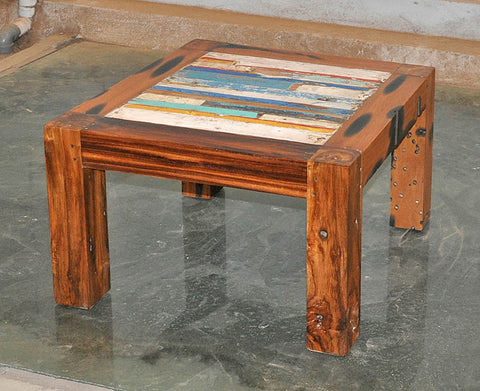 Coffee Table Finger 24x24 - #114