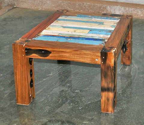 Coffee Table Finger 24x24 - #116