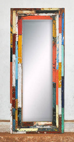 Finger Mirror 28x63 - #161