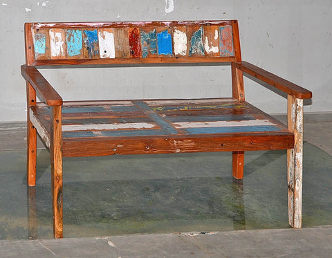2 SEATER KK BENCH - #126