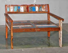 2 SEATER KK BENCH
