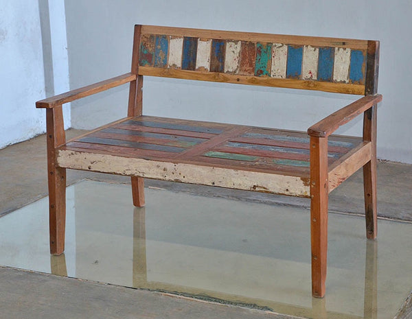 2 SEATER KK BENCH - #129