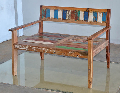 2 SEATER KK BENCH - #130