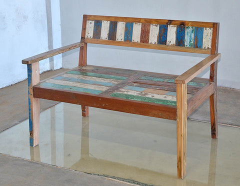 2 SEATER KK BENCH - #133