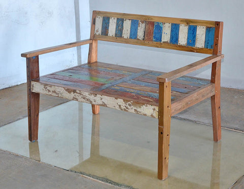 2 SEATER KK BENCH - #134
