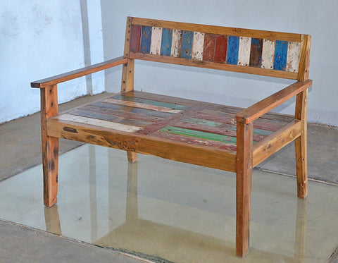 2 SEATER KK BENCH - #137