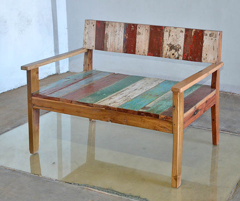 2 SEATER STANDARD BENCH - #131