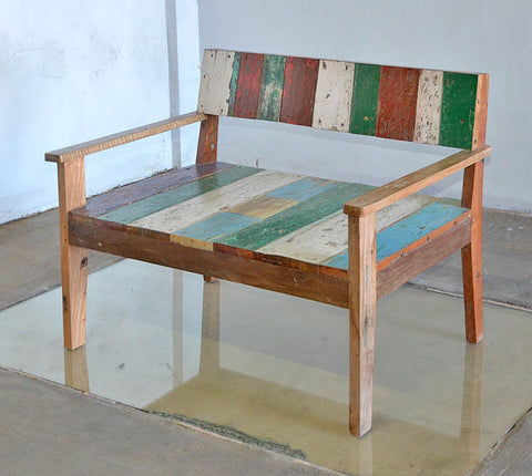 2 SEATER STANDARD BENCH - #134