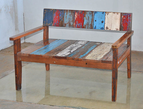 2 SEATER STANDARD BENCH - #136