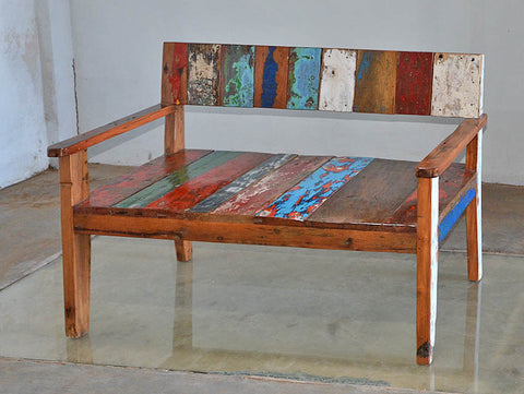 2 SEATER STANDARD BENCH - #138