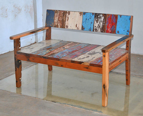 2 SEATER STANDARD BENCH - #143
