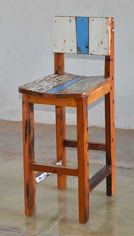 STANDARD BAR CHAIR - #854