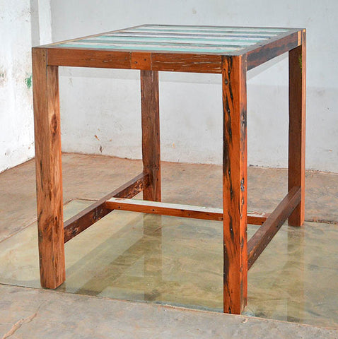 KK BAR TABLE 39x39x43 - #138