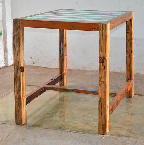 KK BAR TABLE 39x39x43 - #140