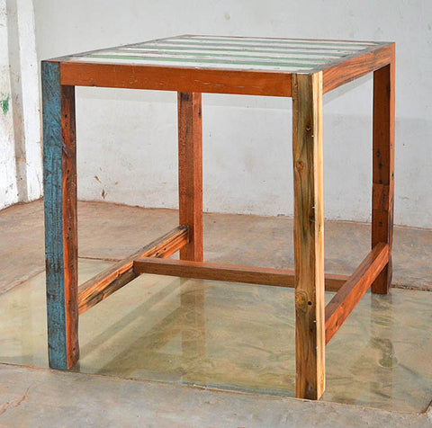 KK BAR TABLE 39x39x43 - #141
