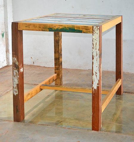 KK BAR TABLE 39x39x43 - #144
