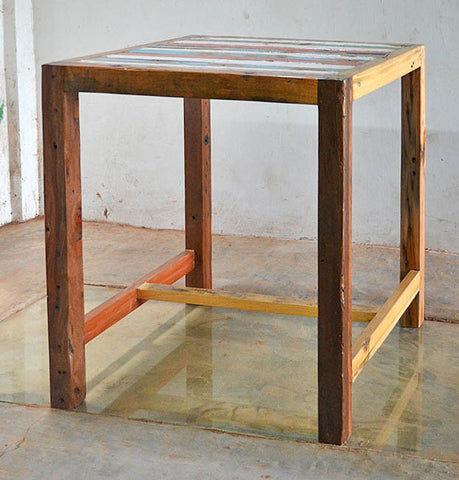 KK BAR TABLE 39x39x43 - #146