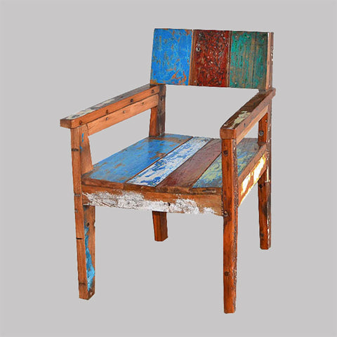 Achmad Arm Chair - #142