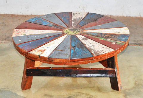 Coffee Table Round - #124