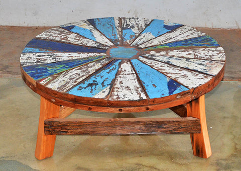 Coffee Table Round - #125