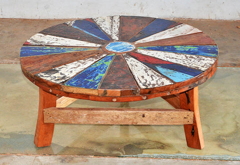 Coffee Table Round - #126