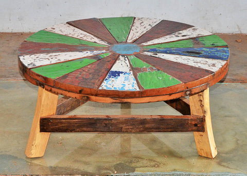 Coffee Table Round - #130