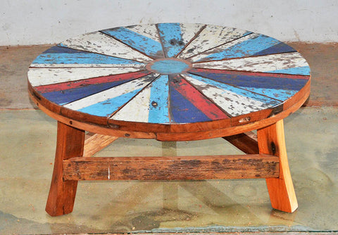 Coffee Table Round - #131