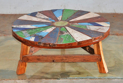 Coffee Table Round - #132