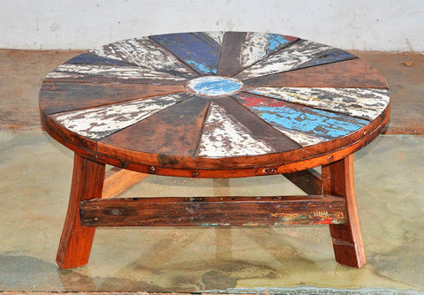 Coffee Table Round - #134