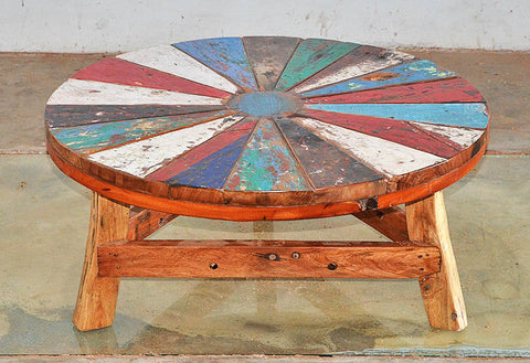 Coffee Table Round - #137