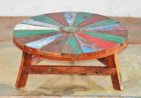 Coffee Table Round - #138