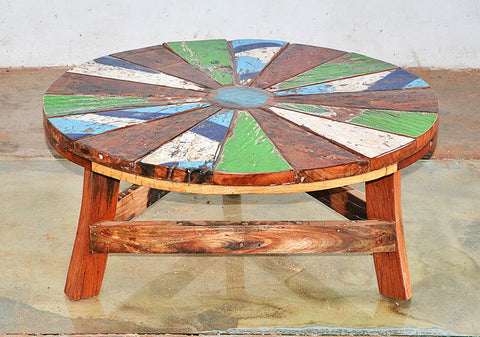 Coffee Table Round - #140
