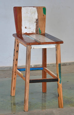 Retro Bar Chair - #152