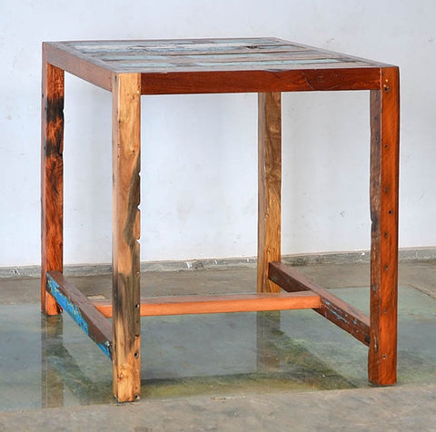 KK BAR TABLE 39x39x43 - #134