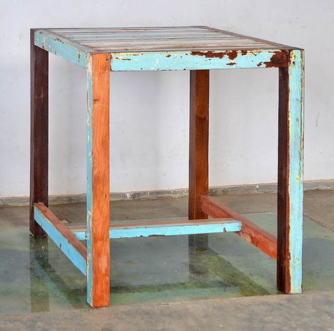 KK BAR TABLE 39x39x43 - #135