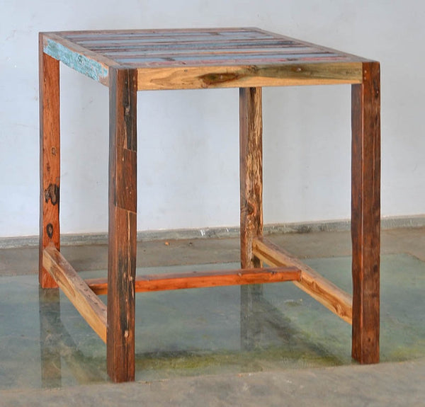 KK BAR TABLE 39x39x43 - #121