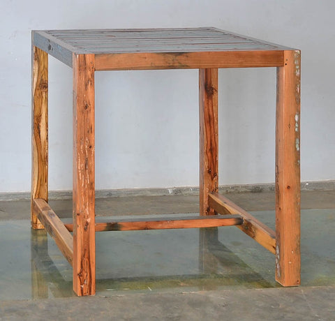 KK BAR TABLE 39x39x43 - #123