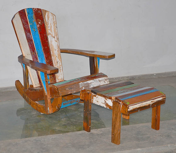 Sizilian Rocking Chair - #211