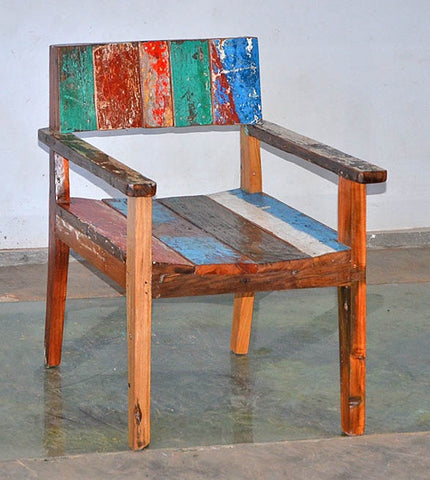 Ketut Arm Chair - #114