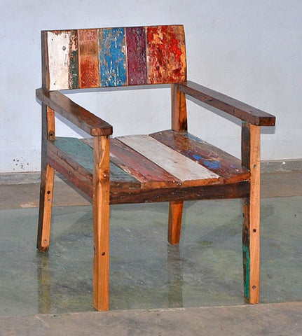 Ketut Arm Chair - #113