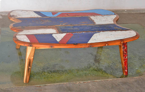 Rose Coffee Table - #137