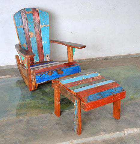 Sizilian Rocking Chair - #220