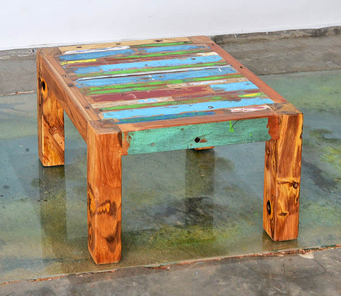 Coffee Table Finger 24x24 - #121